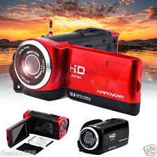HD 720P 16MP Digital Video Camcorder Camera DV DVR 2.8'' TFT LCD 16X ZOOM DV Cam