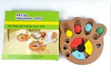 Interactive toys for dogs and cats Food treated wooden pet toys free shipping