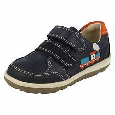 Infant Boys First Clarks Shoes 'Softly Tom'