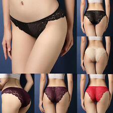 Women's Lace Panties Sexy Lingerie Underwear G-string Thongs Briefs Knickers one