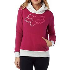 Fox Racing Fox Girl Phoenix Pullover Hoody Burgundy