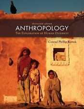 Anthropology : The Exploration of Human Diversity by Conrad Phillip Kottak (2008