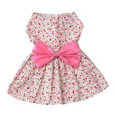 Cute Small Dog Dress Pet Clothing Princess Dress chihuahua teacup yorkie maltese