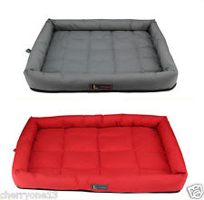 Large Dog Bed Cat Pet Puppy Sofa House Soft Kennel Oversize Medium Small