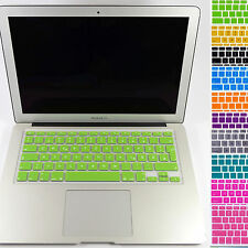 "German QWERTZ Keyboard Skin Protector Cover Film Macbook Air Pro Retina 13"" 15"""