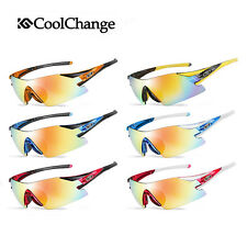 CoolChange Eyewear Outdoor Sports Cycling UV Protect Goggles Glasses Sunglasses