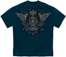 Police Department PD Protect And Serve Adult T-Shirt Tee