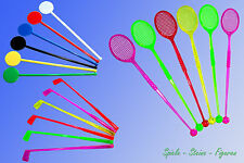 Party toothpicks Sports 16cm,Cocktail picker,Party Cheese Skewers,Tennis Golf