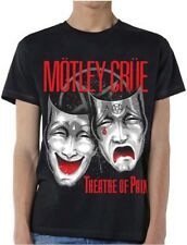 Motley Crue Theatre of Pain T-shirt - Motley Crue Theatre of Pain Album Cover Ar