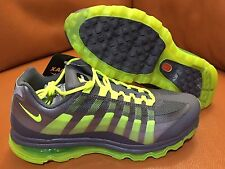 Nike Air Max 95+ BB DARK GREY VOLT WOLF GREY ANTHRACITE 511307 060 SZ 10