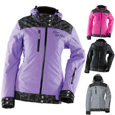 Divas Snow Gear Lace Collection Womens Cold Weather Snowmobile Jackets