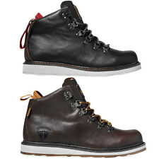DVS Yodeler Leather Mens Shoes Sport Motorcycle Ankle Boots