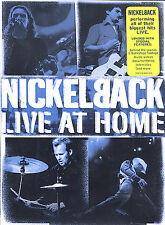 Nickelback - Live at Home (DVD, 2002)