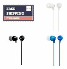 Sony MDR-EX15LP IN EAR STEREO EARPHONES HEADPHONES IPOD MP3 EARBUDS NEW GENUINE