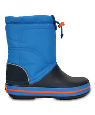 New Crocs Winter Crocband LodgePoint Boot Boys Girls Shoes 10 11 12 13 J 1 2