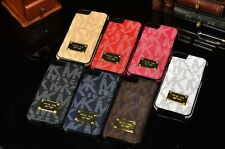 Fit iPhone 6 Plus/ 6s Plus Michael Kors Fitted CC Case cover with retail package