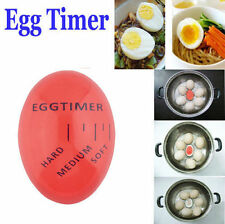 NEW Egg Color Changing Timer Yummy Soft Hard Boiled Eggs Cooking Kitchen Tools