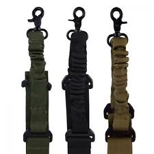 Gun Rifle Tactical Sling 1 Point Single Airsoft