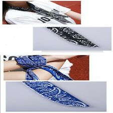 Cool Tie Cooling Bandana Non-toxic Cooler Towel Neck Ice Scarf Body Headband