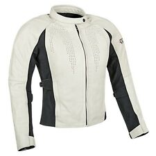 Speed And Strength Speed Society Women's Leather/Textile Jacket Motorcycle Jacke