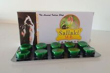 Gufic, Ayurvedic  SALLAKI M.R 10 Tablets, Free Shipping Form India