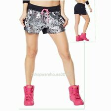 ZUMBA High Top Shoes Trainers Street Boss Limited Edition Pink + Shinin' Shorts!