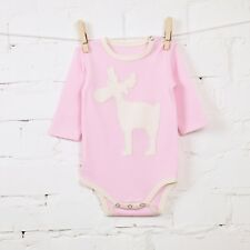 Baby Girl Onesies Funny Newborn Boy Clothes Infant Long Sleeve Pink Romper