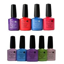 CND Shellac - 2017 Collection Colors - 7.3ml / 0.25oz Each - Choose From Any