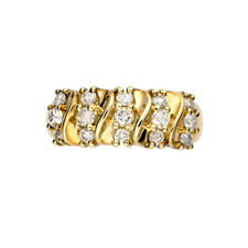 Diamond Ring With 1/2 cttw of Diamonds in 14kt Yellow Gold