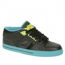 Sample OSIRIS NYC 83 Black teal white EU42 US9