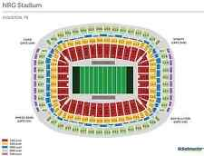 2 ~ 2017 SUPER BOWL LI TICKETS ~ Patriots Packers Falcons Steelers ~ Lower Level