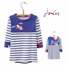 Joules Girls Printed Harbour Jersey Top