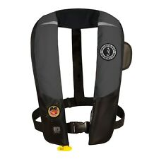Mustang HIT Inflatable Automatic PFD Gray/Black MD3183/02GR/BK MD3183/02-GR/BK 6