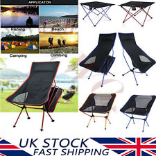 Portable Folding Seat Fishing Camping Beach Lounger Table & Chair Sets Outdoor