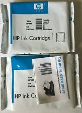 GENUINE HP INK CARTRIDGES: 940 CYAN and 940 Yellow June 2015 2 Cartridge Lot