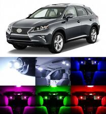 17 x Premium Interior LED Lights Package For 2010 - 2015 Lexus RX350 RX450h