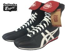 Asics Onitsuka Tiger TKO Boxing Shoes (boots) HL320 Black/White