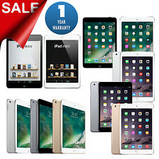 Apple iPad mini 1,2,3 or 4 16GB/32GB/64GB/128GB Wi-Fi Tablet 1-Year Warranty