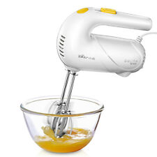 Bear Electronic Contrl Kitchen Adjustable 5 Speed Digital Hand-Held Mixer Beater
