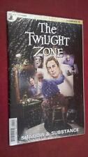 The Twilight Zone Shadow & Substance come #1 Dyanmite 1st Issue! NEW! SEALED!