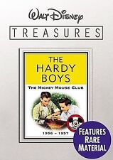 Walt DisneyTreasures Mickey Mouse Club Featuring  Hardy Boys NEW SHRINK WRAPPED