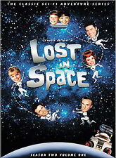 DVD Classic Irwin Allen TV Series LOST IN SPACE Season Two Volume One 4 Disc Set