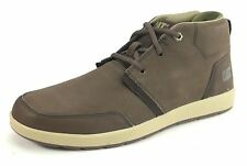 Caterpillar CAT Cruz Ankle Desert Lace Up Suede Leather Mens Boots
