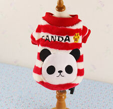 Warm Dog Hoodie Pet Cat Clothes Puppy Coat Clothing for chihuahua yorkie maltese
