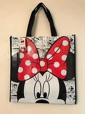 DISNEY MINNIE MOUSE MICKEY MOUSE SHOPPING ECO BAG FOR LIFE LARGE TOTE BAG CARRY