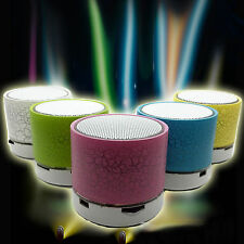 Wireless Portable LED Mini Stereo Bluetooth Speaker For MP3 iPhone Tablet PC