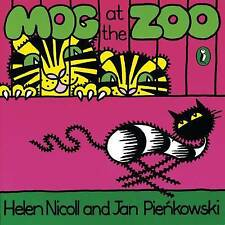 Preschool Story Book - Meg and Mog Story Book - MOG AT THE ZOO - NEW