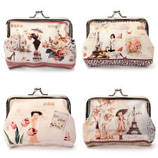 Fashion Women Girl Wallet Card Holder Case Coin Purse Clutch Handbag Bag