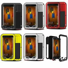 For HUAWEI MATE9 PRO Shockproof Waterproof Gorilla Glass Metal Rugged Case Pouch