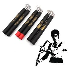 Martial Arts Foam Nunchucks Nunchakus Dragon Pattern Training Practice